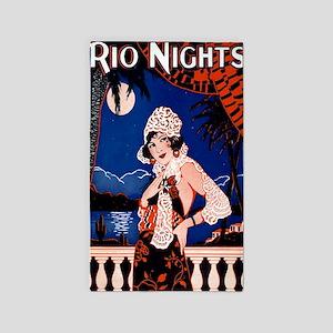 Rio Nights 3'x5' Area Rug