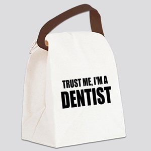 Trust Me, Im A Dentist Canvas Lunch Bag