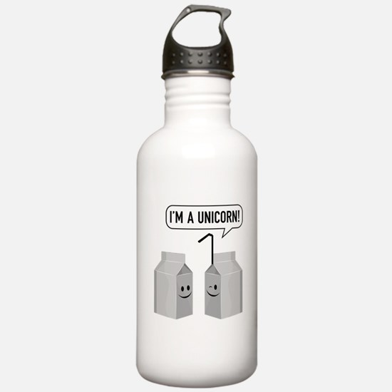 I'm A Unicorn! Sports Water Bottle