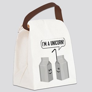 I'm A Unicorn! Canvas Lunch Bag