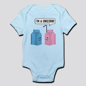 I'm A Unicorn! Infant Bodysuit