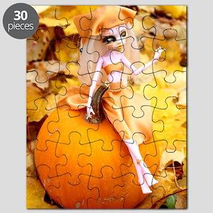 Pumpkin Fairy Puzzle