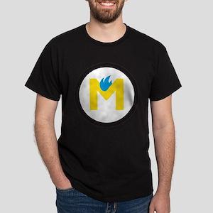 The Flying Mohawk - White T-Shirt