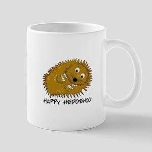 Happy Hedgehog Mugs
