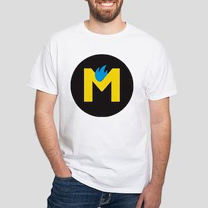 The Flying Mohawk - Black T-Shirt