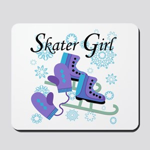 Skater Girl Mousepad