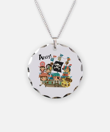 Pirates Ahoy Necklace