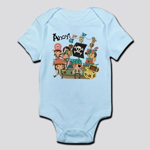 Pirates Ahoy Infant Bodysuit