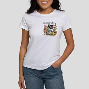 Pirates Ahoy Women's T-Shirt