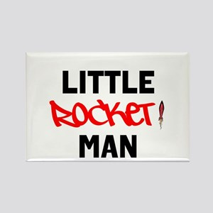 NEW! Little Rocket Man Limited Edition Magnets