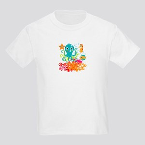 Welcome to the Ocean Kids Light T-Shirt