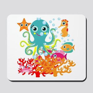 Welcome to the Ocean Mousepad