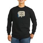 I like to Dicker Long Sleeve T-Shirt