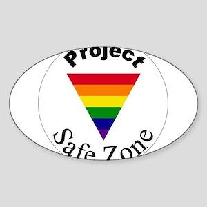 LGBT Safe Zone Sticker