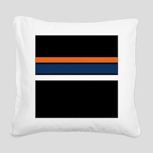 Team Colors 2 ...orange, blue, white and black Squ