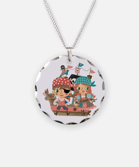Girly Pirates Necklace
