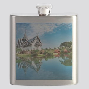 Ancient Siam Flask