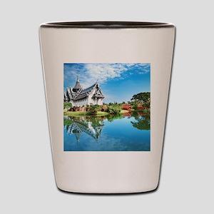 Ancient Siam Shot Glass