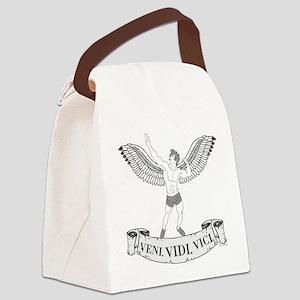 Zyzz Veni Vidi Vici Canvas Lunch Bag
