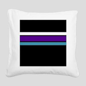 Team Colors2...Purple,light blue and white Square