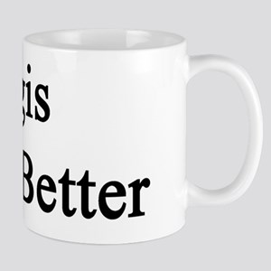 Yogis Know Better  Mug