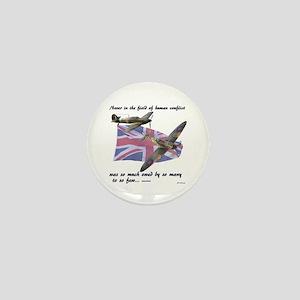 Battle of Britain Mini Button