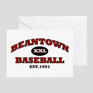 Beantown Baseball Greeting Cards (Pk of 10)
