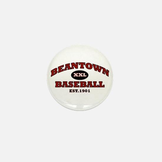 Beantown Baseball Mini Button