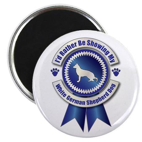 Showing Shepherd Magnet