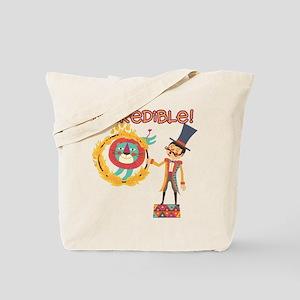 Incredible Circus Tote Bag