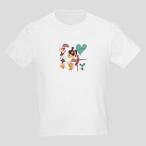 Love the Circus Kids Light T-Shirt