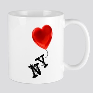 I Love New York Mugs