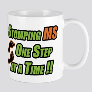 Stomping MS One Step at a Time Mugs