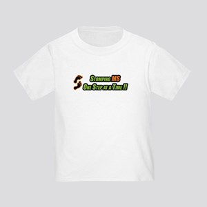 Stomping MS One Step at a Time T-Shirt