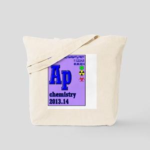 AP Chemistry exam 2014  Tote Bag