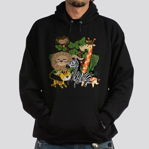 Animal Safari Hoodie (dark)