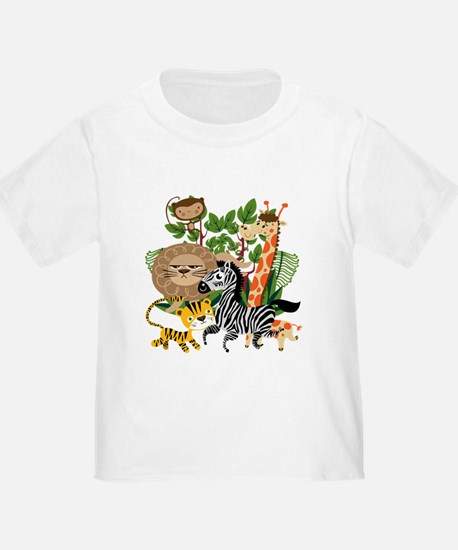 Animal Safari T