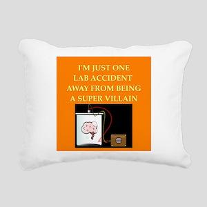 39 Rectangular Canvas Pillow