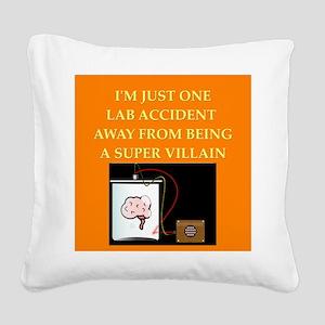 39 Square Canvas Pillow