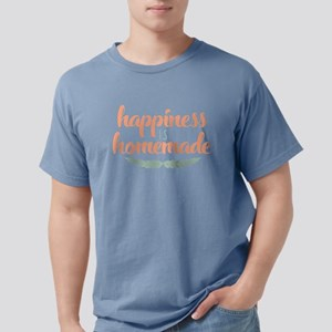 Happiness is Homemade Mens Comfort Colors Shirt