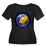 Who Are You People? Plus Size T-Shirt
