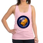 Who Are You People? Racerback Tank Top