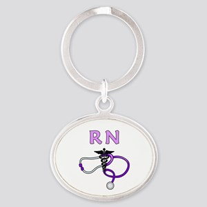 RN Nurse Medical Keychains