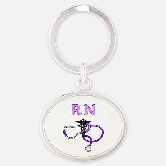 RN Nurse Medical Keychains