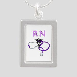 RN Nurse Medical Necklaces