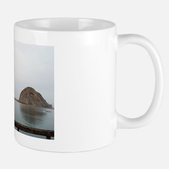 calm morro bay marina Mug