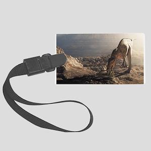Acrocanthosaurus 2 Luggage Tag