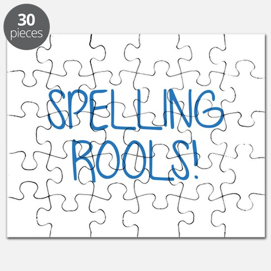 Spelling Rools! Puzzle