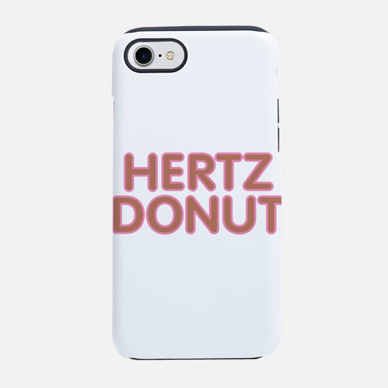 Hertz Donut iPhone 7 Tough Case