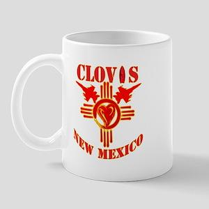 Clovis Love Mugs